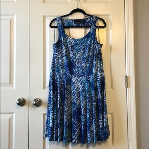 Cynthia Rowley 1X Dress